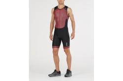 2XU Perform Front Zip Trisuit  Men SS 2018/ Стартовый костюм, Стартовые костюмы - в интернет магазине спортивных товаров Tri-sport!