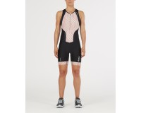 2XU Perform FrontZip Trisuit SS / Женский стартовый костюм без рукавов