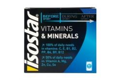 Isostar vitamins & minerals, Витамины - в интернет магазине спортивных товаров Tri-sport!