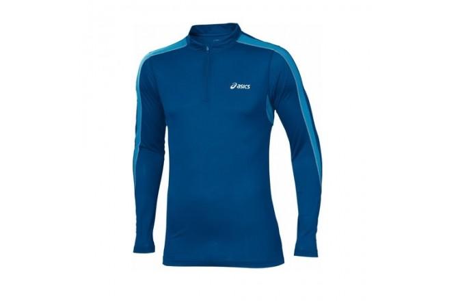 Asics hermes ls 1/2 zip, Футболки, майки, рубашки - в интернет магазине спортивных товаров Tri-sport!