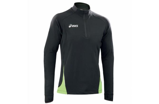 Asics winter sweat javier / Рубашка беговая мужская, Утепленные футболки - в интернет магазине спортивных товаров Tri-sport!