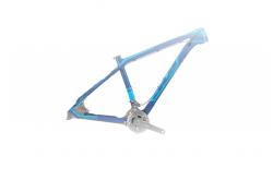 Wilier MTB 501XN'17 / Рама (синий лакированный), Рамы - в интернет магазине спортивных товаров Tri-sport!