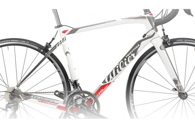 Wilier GTR Team'17 / Рама (бело/серая), Рамы - в интернет магазине спортивных товаров Tri-sport!