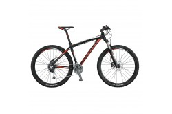 Велосипед Scott Aspect 730 black red/white, Горные - в интернет магазине спортивных товаров Tri-sport!