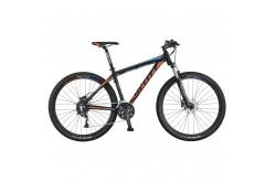 Велосипед Scott Aspect 740 black orange/blue, Горные - в интернет магазине спортивных товаров Tri-sport!