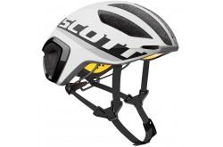 Scott Cadence PLUS white/black / Шлем SCT17, Шлемы - в интернет магазине спортивных товаров Tri-sport!