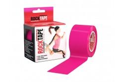 Rocktape 5x5 см Розовый / Кинезиологический тейп, Тейпы - в интернет магазине спортивных товаров Tri-sport!