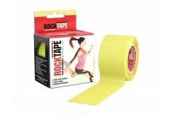 Rocktape 5x5 см Желтый / Кинезиологический тейп, Тейпы - в интернет магазине спортивных товаров Tri-sport!