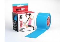 Rocktape 5x5 см Голубой / Кинезиологический тейп, Медицина - в интернет магазине спортивных товаров Tri-sport!
