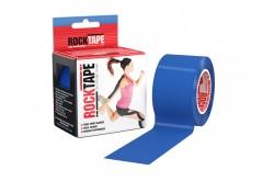 Rocktape 5x5 см Синий / Кинезиологический тейп, Медицина - в интернет магазине спортивных товаров Tri-sport!