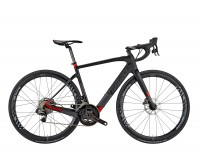 Wilier Cento1 Hybrid Ultegra Miche Black/Red / Велосипед шоссейный
