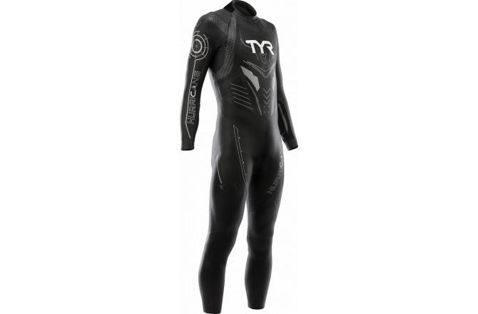 TYR Wetsuit Male Hurricane Cat 3 / Гидрокостюм для триатлона мужской, Гидрокостюмы и аксессуары - в интернет магазине спортивных товаров Tri-sport!
