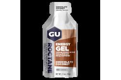 GU Rocktane Energy Gel  шоколад-кокос/  Гель энергетический, Гели - в интернет магазине спортивных товаров Tri-sport!