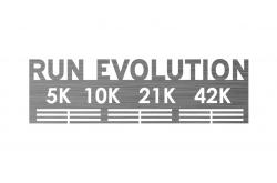 Держатель для медалей/Run Evolution, Медаллеры - в интернет магазине спортивных товаров Tri-sport!