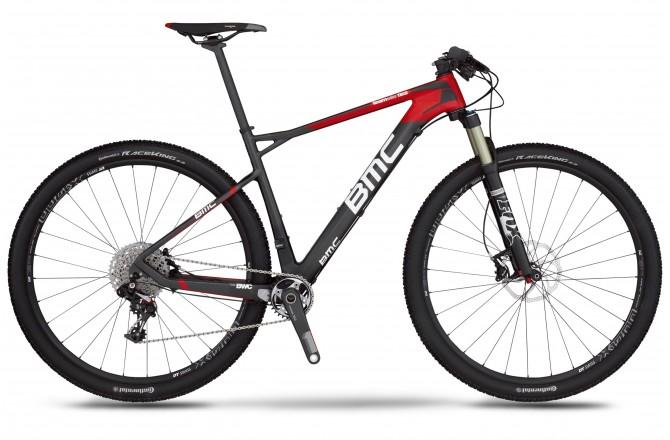 BMC MTB Teamelite TE02 XO1 Red 2015 / Велосипед, Горные - в интернет магазине спортивных товаров Tri-sport!