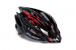Rudy Project STERLING MTB BLACK/RED/SIL /TIT L, Шлемы - в интернет магазине спортивных товаров Tri-sport!
