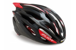 Rudy Project ACTYUM BLACK/RED/SILVER S-M,  в интернет магазине спортивных товаров Tri-sport!