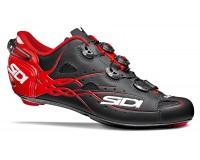Велотуфли SIDI SHOT Carbon MATT черный/красный