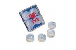 Soft Silicone Ear Plugs Plugs TYR / Беруши для бассейна,  в интернет магазине спортивных товаров Tri-sport!