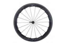 Zipp 454 NSW Carbon Clincher 18 spokes Black / Колесо переднее, Для шоссе и трэка - в интернет магазине спортивных товаров Tri-sport!