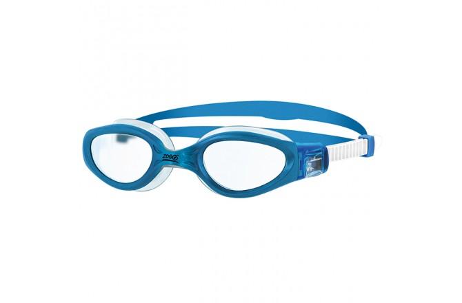 Zoggs Phantom Elite (прозрачный/серый) / Очки для плавания, Очки для открытой воды и тренировок - в интернет магазине спортивных товаров Tri-sport!