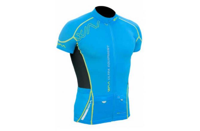 WAA Ultra Carrier Shirt Blue, Футболки, майки, топы - в интернет магазине спортивных товаров Tri-sport!