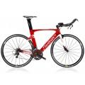 Wilier Blade Crono'18 Ultegra 8000 красный/белый / Велосипед для триатлона