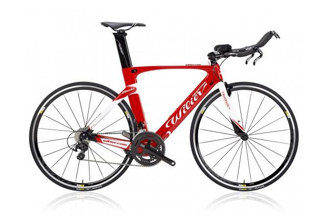 Wilier Blade Crono'18 Ultegra 8000 красный/белый / Велосипед для триатлона, Для триатлона - в интернет магазине спортивных товаров Tri-sport!
