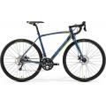Merida CycloСross 300 Petrol/Yellow/LiteTeal / Велосипед шоссейный