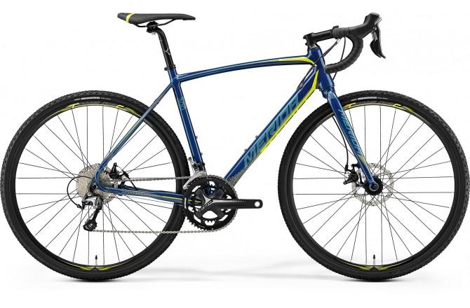 Merida CycloСross 300 Petrol/Yellow/LiteTeal / Велосипед шоссейный, Шоссейные - в интернет магазине спортивных товаров Tri-sport!