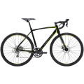 Merida CycloСross 90 MattBlack/DarkSilver/Yellow / Велосипед шоссейный