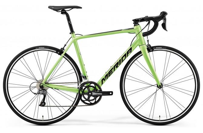 Merida Scultura 100 Green/Black / Велосипед шоссейный, Шоссейные - в интернет магазине спортивных товаров Tri-sport!