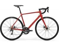 Merida Scultura Disc 200 Red/Black / Велосипед шоссейный