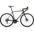 Merida Scultura Disc 400 MattDarkSilver/Green / Велосипед шоссейный