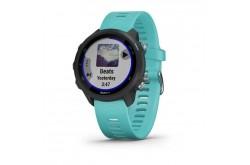 Garmin Forerunner 245 Music Бирюзовый / Смарт-часы беговые с GPS и музыкой, Пульсометры - в интернет магазине спортивных товаров Tri-sport!