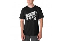 BROOKS rooks Heritage SS T Black /Футболка мужская, Футболки, майки, топы - в интернет магазине спортивных товаров Tri-sport!