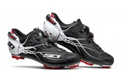 SIDI MTB TIGER Carbon / Велотуфли (матовый черный/белый), Для МТБ - в интернет магазине спортивных товаров Tri-sport!