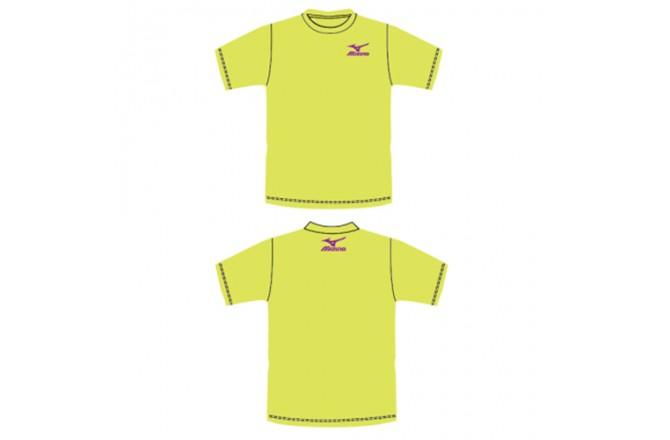 MIZUNO PROMO DRY LITE TEE / Футболка беговая мужская, Футболки, майки, топы - в интернет магазине спортивных товаров Tri-sport!