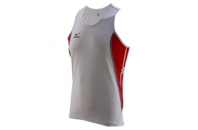 MIZUNO TEAM Running Singlet / Майка беговая мужские, Футболки, майки, топы - в интернет магазине спортивных товаров Tri-sport!