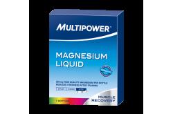 MULTIPOWER Magnesium Liquid Showbox 7 амп x  25 мл, Магнезия и солевые таблетки - в интернет магазине спортивных товаров Tri-sport!