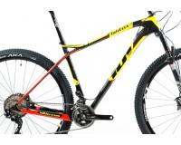 Wilier MTB 101X / Рама (желтый/красный)