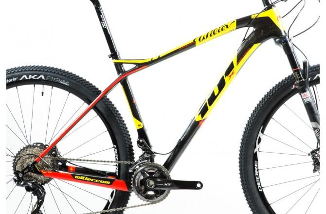 Wilier MTB 101X / Рама (желтый/красный), Рамы - в интернет магазине спортивных товаров Tri-sport!