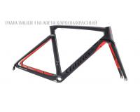 Wilier 110 AIR'18 / Рама (карбон/красный)