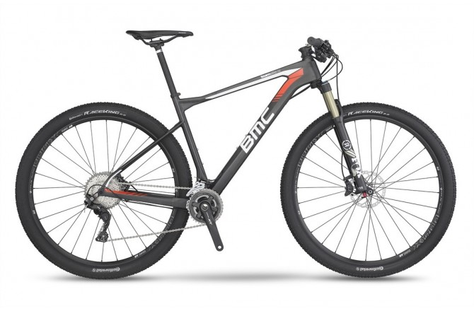 MTB BMC Teamelite 02 XT Swiss 2016 / Велосипед, Горные велосипеды - в интернет магазине спортивных товаров Tri-sport!