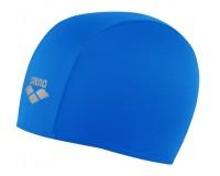 Arena Polyester Голубой / Шапочка для плавания