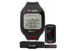 POLAR RCX3M GPS BLK, Пульсометры - в интернет магазине спортивных товаров Tri-sport!