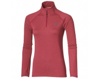 Asics Ls 1 / 2 Zip Jersey (W)/Рубашка Беговая Женская