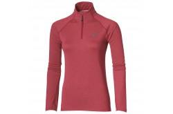 ASICS LS 1/2  ZIP JERSEY (W) / Рубашка беговая женская, Футболки, майки, топы - в интернет магазине спортивных товаров Tri-sport!