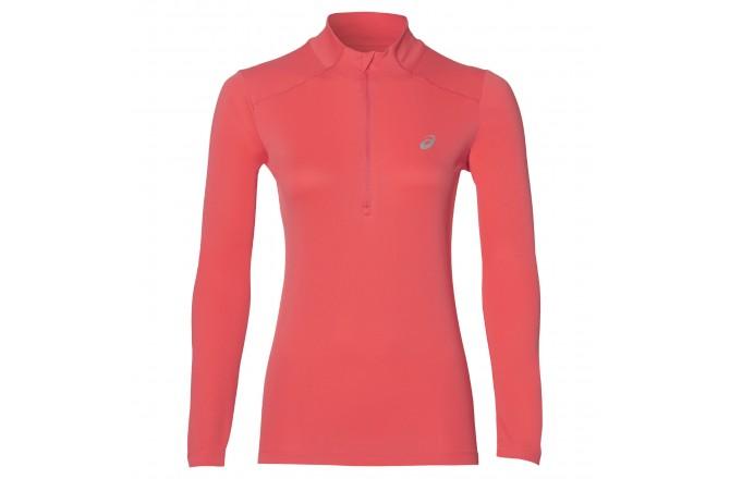 Asics Ls 1 / 2 Zip Top (W)/Рубашка Беговая Женская, Длинный рукав - в интернет магазине спортивных товаров Tri-sport!