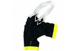 GSG ORTLES / Велотрусы с лямками черн./желтый fluo, Шорты - в интернет магазине спортивных товаров Tri-sport!